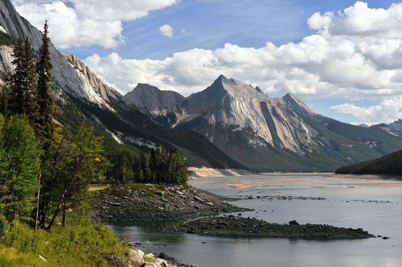 Kanada - země hor a vod