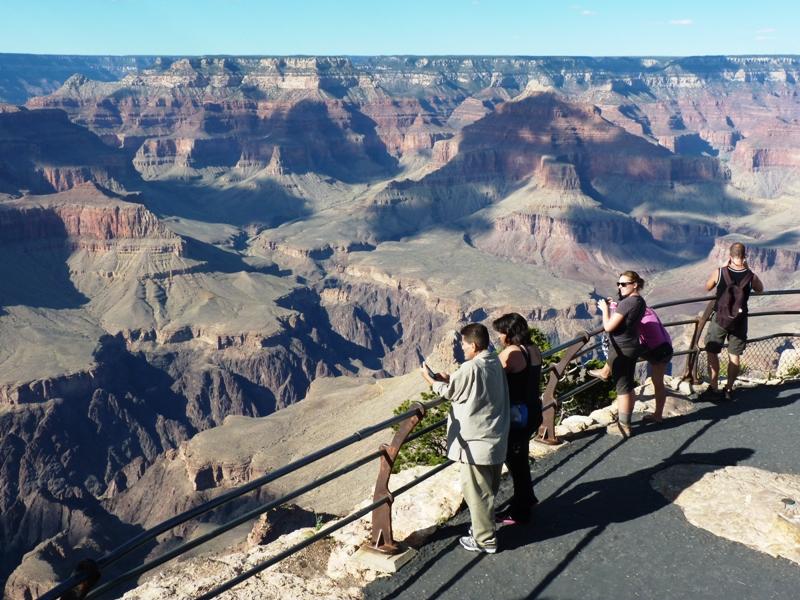 Národní parky na západě
